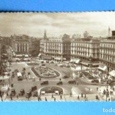 Postales: POSTAL DE MADRID: PUERTA DEL SOL. Lote 148043266