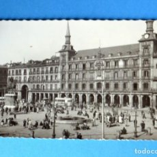 Postales: POSTAL DE MADRID: PLAZA MAYOR. Lote 148044014