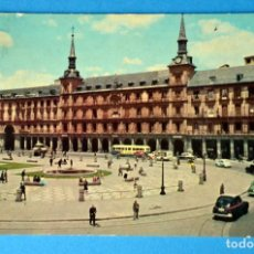 Postales: POSTAL DE MADRID: PLAZA MAYOR. Lote 148190814