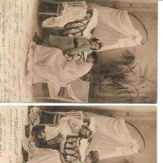 Postales: SERIE 10 POSTALES COLECCION CANOVAS SERIE V . Lote 148323670