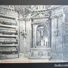 Postales: POSTAL MADRID. EL ESCORIAL. PANTEÓN DE LOS REYES. . Lote 149980486