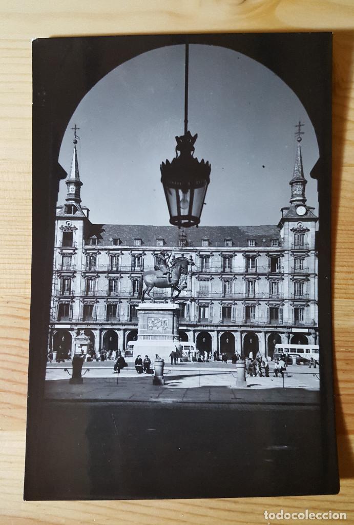 MADRID Nº 40 PLAZA MAYOR ED. SALVADOR BARRUECO (Postales - España - Madrid Moderna (desde 1940))