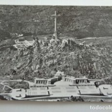 Postales: VALLE DE LOS CAIDOS. IMAGEN AÑOS 50. POSTAL FECHADA 1959. Lote 150970038