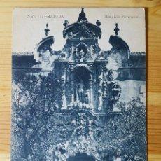 Postales: MADRID Nº 114 HOSPICIO PROVINCIAL 1903 UNION POSTAL UNIVERSAL. Lote 151224014