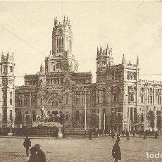 Postales: MADRID. CASA DE CORREOS. 7. GRAFOS. SIN CIRCULAR. 9X14 CM. BUEN ESTADO. . Lote 151416778