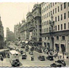Postales: TARJETA POSTAL FOTOGRAFICA - MADRID / AVENIDA DE JOSE ANTONIO. Lote 151760754
