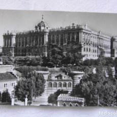 Postales: MADRID 60. PALACIO REAL. DOMINGUEZ. FISA. 1960. ESCRITA. Lote 151818578