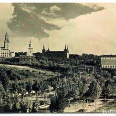 Postales: TARJETA POSTAL FOTOGRAFICA - MADRID / MONCLOA, CARRETERA DEL PRADO. Lote 151871990