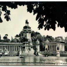 Postales: TARJETA POSTAL - MADRID / ESTANQUE DEL RETIRO. Lote 151873854