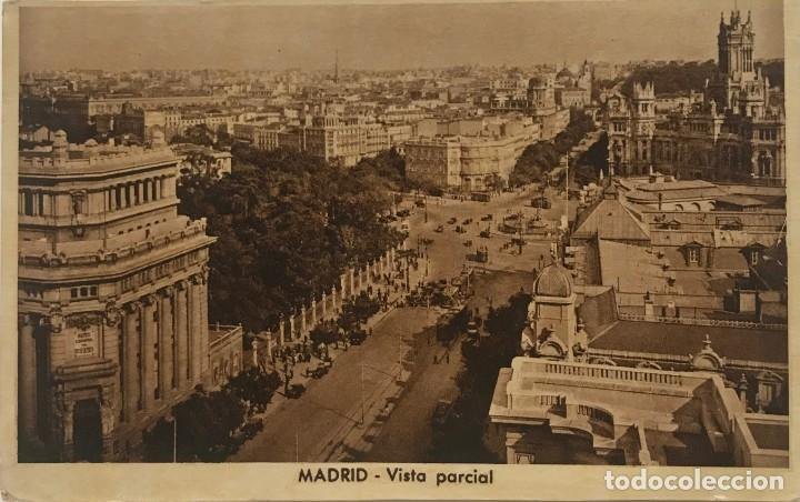 MADRID. VISTA PARCIAL (Postales - España - Madrid Moderna (desde 1940))