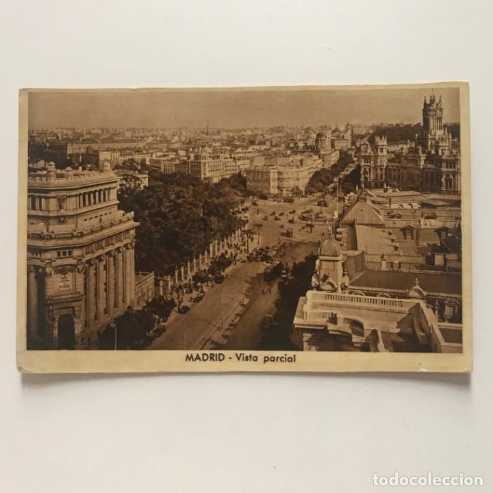 Postales: Madrid. Vista parcial - Foto 2 - 151993166