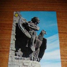 Postales: (ALB-TC-33) POSTA VALLE DE LOS CAIDOS VER FOTO PARTE TRASERA. Lote 152296318
