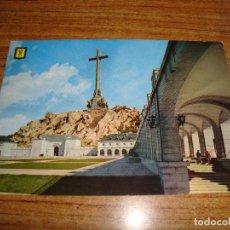 Postales: (ALB-TC-33) POSTA VALLE DE LOS CAIDOS VER FOTO PARTE TRASERA. Lote 152296454