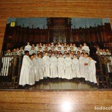 Postales: (ALB-TC-33) POSTA VALLE DE LOS CAIDOS VER FOTO PARTE TRASERA. Lote 152296550