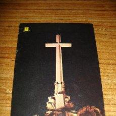 Postales: (ALB-TC-33) POSTA VALLE DE LOS CAIDOS VER FOTO PARTE TRASERA. Lote 152296642