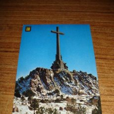 Postales: (ALB-TC-33) POSTA VALLE DE LOS CAIDOS VER FOTO PARTE TRASERA. Lote 152296722