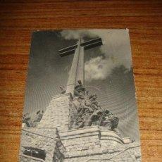 Postales: (ALB-TC-33) POSTA VALLE DE LOS CAIDOS VER FOTO PARTE TRASERA. Lote 152296778