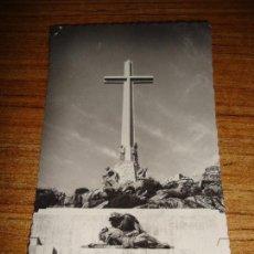 Postales: (ALB-TC-33) POSTA VALLE DE LOS CAIDOS VER FOTO PARTE TRASERA. Lote 152296806