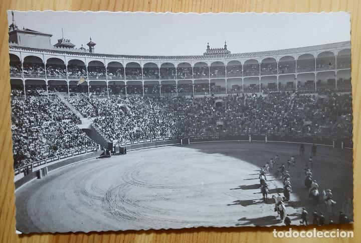 MADRID PLAZA DE TOROS Nº 90 DOMINGUEZ (Postales - España - Madrid Moderna (desde 1940))