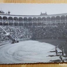 Postales: MADRID PLAZA DE TOROS Nº 90 DOMINGUEZ. Lote 152395222