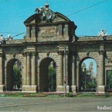 Postales: MADRID, PUERTA DE ALCALA - GARCIA GARRABELLA Nº 70 - EDITADA EN 1964 - S/C. Lote 152479518