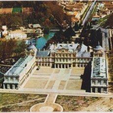 Postales: MADRID, PALACIO REAL DE ARANJUEZ, VISTA AÉREA - EDITORIAL PATRIMONIO NACIONAL Nº 97 - S/C. Lote 152479614