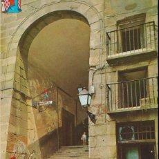 Postales: MADRID, EL ARCO DE CUCHILLEROS - EDITA BEASCOA Nº 118 - S/C. Lote 152479738