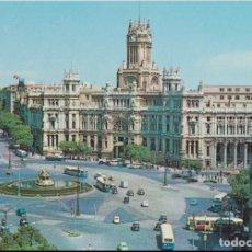 Postales: MADRID, PLAZA DE LA CIBELES Y PALACIO DE COMUNICACIONES - GARCIA GARRABELLA Nº 28 - S/C. Lote 152479830