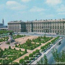 Postales: MADRID, PLAZA DE ORIENTE, PALACIO REAL - GARCIA GARRABELLA Nº 118 - S/C. Lote 152479950
