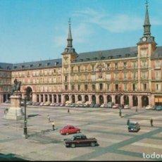 Postales: MADRID, PLAZA MAYOR - GARCIA GARRABELLA Nº 105 - EDITADA EN 1964 - S/C. Lote 152480046