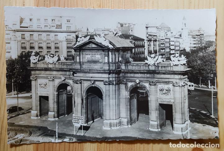 MADRID PUERTA DE ALCALA Nº 11 ED. DOMINGUEZ (Postales - España - Madrid Moderna (desde 1940))
