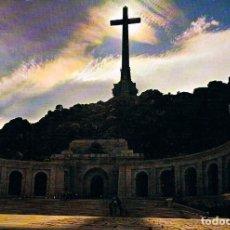 Postales: VALLE DE LOS CAIDOS, FACHADA CONTRALUZ. Lote 153841182