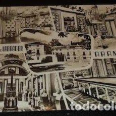 Postales - POSTAL CON VARIAS VISTAS DE LA REAL CASITA DEL LABRADOR DE ARANJUEZ, ED. FISA, FOTO J. CEBOLLERO - 154022446