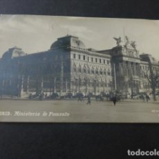 Postales: MADRID MINISTERIO DE FOMENTO. Lote 154029674
