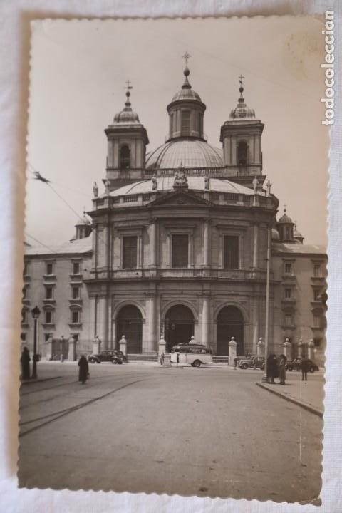 Postal Madrid Iglesia De San Francisco El Grande Nº 90 Ed Garrabella