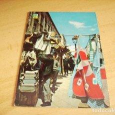 Cartes Postales: MADRID -ASPECTO DEL RASTRO. Lote 155375626