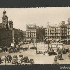 Postales: MADRID-PUERTA DEL SOL-ED F.MOLINA-11-DOMECQ, CZ...-POSTAL ANTIGUA-(57.812). Lote 155697838