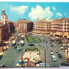 Postales: POSTAL MADRID - 45 PUERTA DEL SOL - GARCIA GARRABELL. Lote 156057922