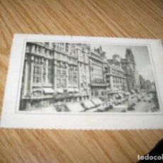Postales: MADRID-AVDA DE JOSE ANTONIO B/N. Lote 156155238