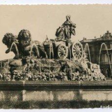 Postales: MADRID. 135. CIBELES. HELIOTIPIA ARTÍSTICA ESPAÑOLA. Lote 156456646
