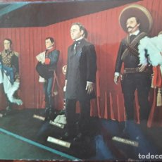 Postales: POSTAL MUSEO DE CERA MADRID. Lote 157301466