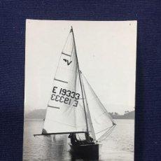 Postales: POSTAL N 3 ESCUELA VELA CLUB NAUTICO MADRID EMBALSE SAN JUAN NO ED. Lote 157689790