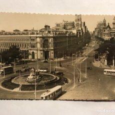 Postales - MADRID. Postal Animada No.2, Cibeles y Calle de Alcalá. Edita: Ediciones F. Molina (h.1940?) - 158000929