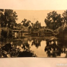Postales - ARANJUEZ (Madrid) Postal Fotografíca. No.30, Río Tajo y Puente. Edita: H.A.Española (a.1958) - 158321578