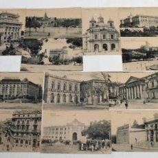 Postales: COLECCIÓN DE 20 POSTALES CON VISTAS DE MADRID. HAUSER Y MENET - PRINCIPIOS DEL SIGLO XX. Lote 158834066
