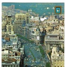 Postales: MADRID PUERTA DE ALCALÁ Nº 65 DOMINGUEZ ESCUDO DE ORO - NO CIRCULADA. Lote 159186438