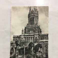 Postales - POSTAL. MADRID. CIBELES Y CASA DE CORREOS. H. A. E., H. 1958?. - 160555440