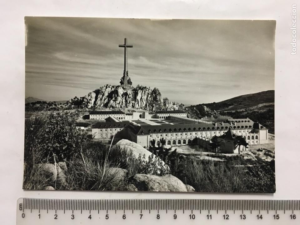 POSTAL. CUELGAMUROS. MADRID. VALLE DE LOS CAÍDOS. FISA. FOTO J. CEBOLLERO. H. 1955?. (Postales - España - Madrid Moderna (desde 1940))