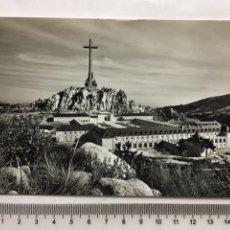 Postales - POSTAL. CUELGAMUROS. MADRID. VALLE DE LOS CAÍDOS. FISA. FOTO J. CEBOLLERO. H. 1955?. - 160593121