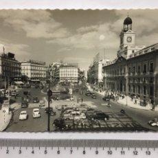 Postales - POSTAL. MADRID. PUERTA DEL SOL. EDIC. GARCÍA GARRABELLA Y CÍA. H. 1955?. - 160593209